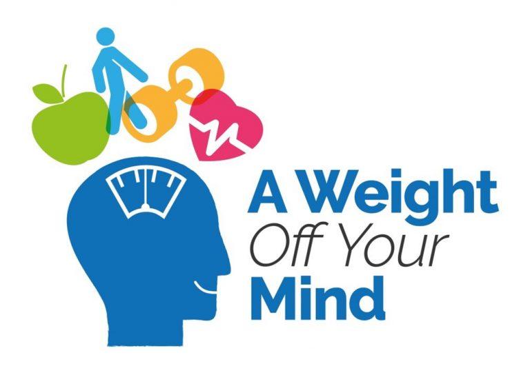 a weight off mind logo